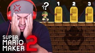 PLEASE LORD, DON'T DO THIS TO ME!! [SUPER MARIO MAKER 2] [#35]