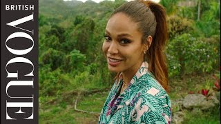 Supermodel Roots: Joan Smalls Takes Vogue Back To Puerto Rico | British Vogue
