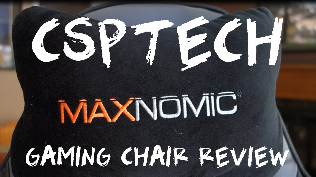 Maxnomic Gutschein Need For Seat Maxnomic Casual Sport Gaming Chair Review By Colin
