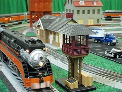 Special Lionel Trains@ the VTC Show 2015