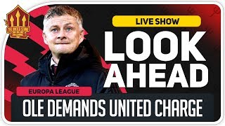 Manchester United vs Club Brugge! Solskjaer's Champions League Plea!