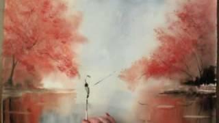 "watercolour demo - aquarelle   "" early morning"""