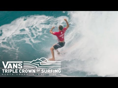 World Cup of Surfing 2017: Day 1 Highlights  Vans Triple Crown of Surfing  VANS