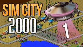 Let's Play SimCity 2000 - OLD AND GOOD - Part 1 ★ (SimCity 2000 Gameplay & Commentary)