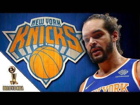 New York Knicks Waive Joakim Noah After Failing To Agree To Buyout!!! | NBA News