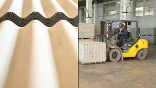 Производство и монтаж шифера 8 волнового, плоского серого и цветного крашеного Белгород(, 2016-07-30T07:03:51.000Z)