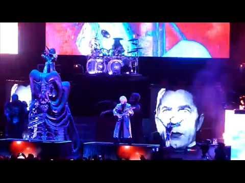 Rob Zombie Rock Star Mayhem Festival Setlist, pics, vid -- June 29 2013 San Bernardino, CA,