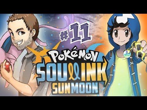 Pokémon S&L Soul Link #11   PASA DE TODO. LITERAL.