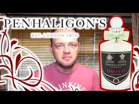 "Penhaligons ""HALFETI"" Fragrance Review"