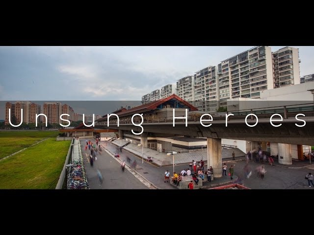 Singapore Special: Unsung Heroes