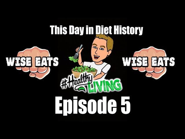 Wise Eats Podcast Episode #5 - Back to the Future, Holiday Hangover, New Years' Resolutions