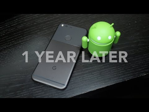Google Pixel: 1 Year Later