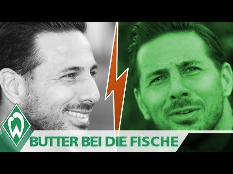 BUTTER BEI DIE FISCHE: Claudio Pizarro | SV WERDER BREMEN
