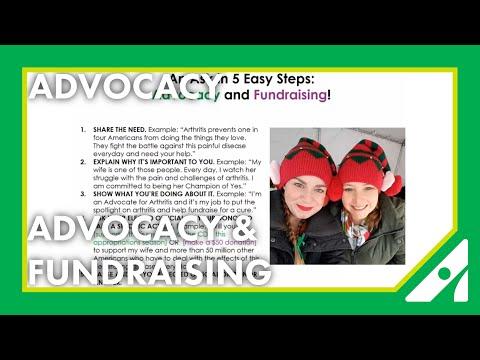 Advocacy & Fundraising