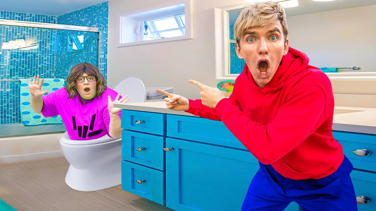 What is Mystery Neighbor Doing?! (Ellen CAUGHT Hiding In My House)