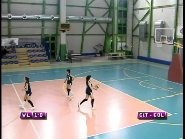 Cittaducale vs Colonnetta - 3° Set