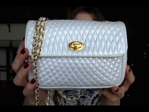 Bally Handbag Reveal Review Roseellina