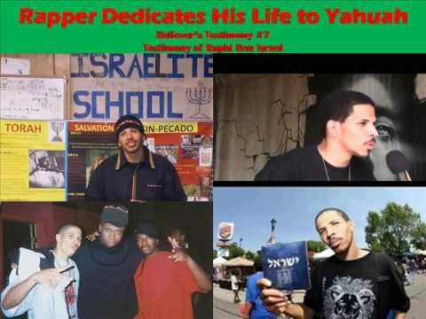 Rapper Dedicates His Life to Yahuah