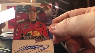 2017 Hit Parade Racing Last Lap Box Break and Review