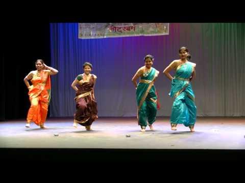 Lallati Bhandari  (Jogwa Song) by Dipti Bansod, Varsha Dhekane, Preeti Patil & Shubhangi Bansod