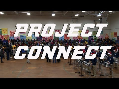 Project Connect at Blythewood High School