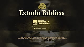 Estudo Bíblico - 22/10/2020