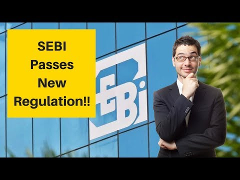 SEBI Introduces New Regulation!! Check how it impacts You.