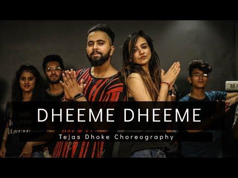 DHEEME DHEEME | Tony Kakkar | Tejas Dhoke Choreography | Dancefit Live