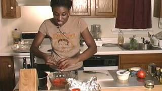 Avocado Black Bean Salad And Vegan Snicker Doodles Video Recipe