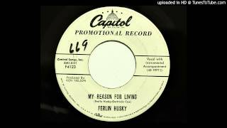 Ferlin Husky - My Reason For Living (Capitol 4123) [1959 country bopper] YouTube Videos