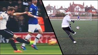 HARRY KANE FOOTBALL CHALLENGE