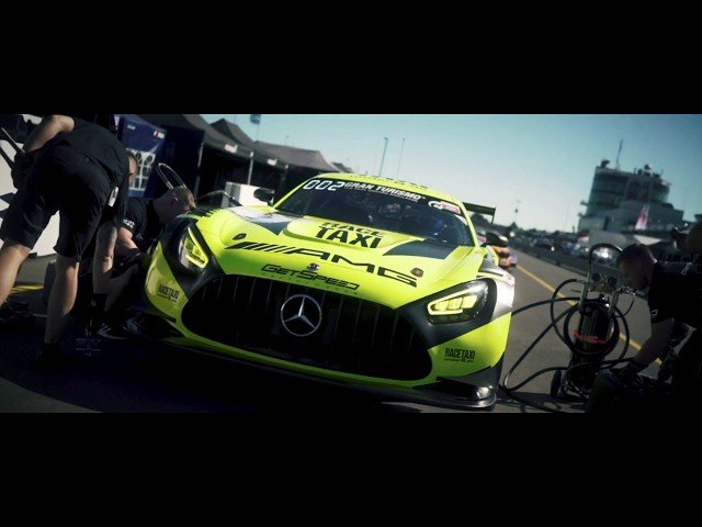 GetSpeed NLS 1 2020 Mercedes-AMG GT3 - Perfect start into the racing season