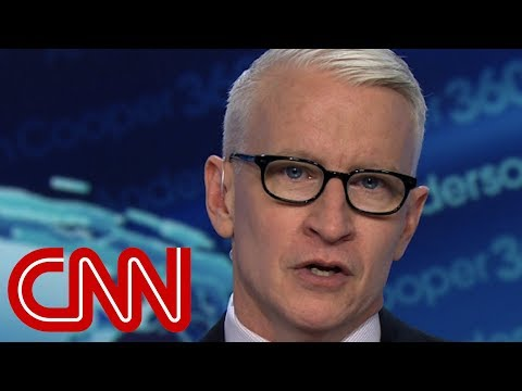 Cooper on Trump's border claims: He's redefining reality