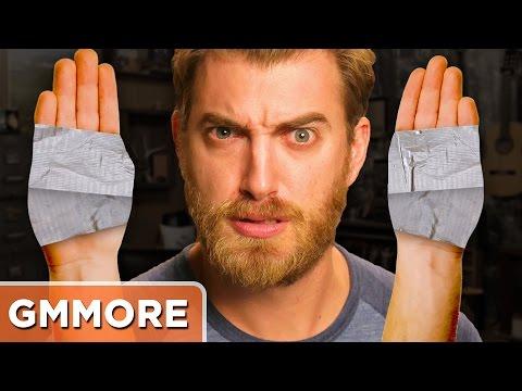 No Thumbs Challenge: Rhett & Link