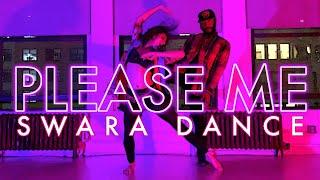 Cardi B & Bruno Mars - Please Me Bollywood Fusion | Swara Dance Choreography