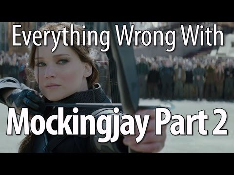 Everything Wrong With The Hunger Games: Mockingjay Part 2 streaming vf