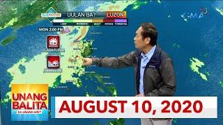 Unang Balita sa Unang Hirit: August 10, 2020 [HD]