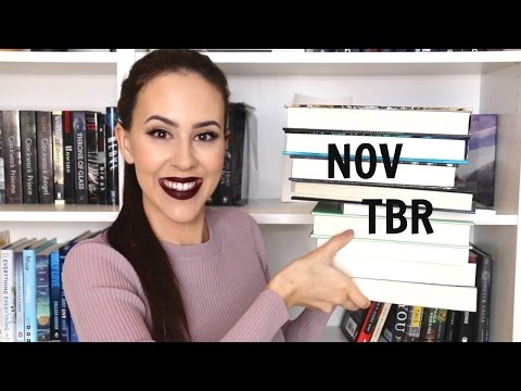 November TBR 2016 | Books I Want to Read This Month!