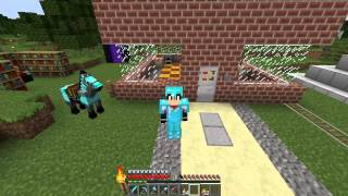 Minecraft | Vine | Penceresiz Kaldım Anne