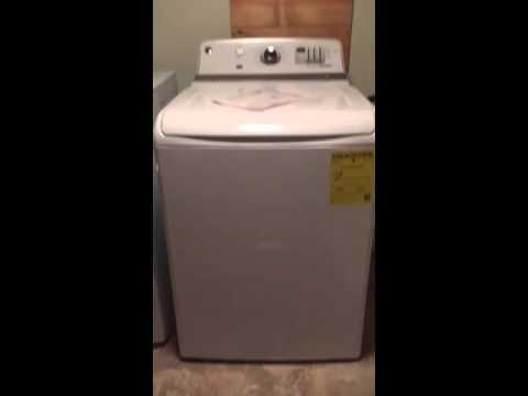 ge washing machine noise