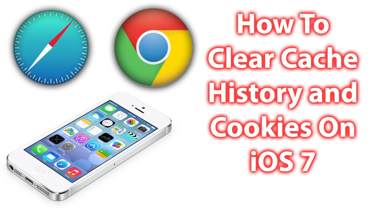 how to clear iphone search history how to clear cache delete cookies and search history on 7711