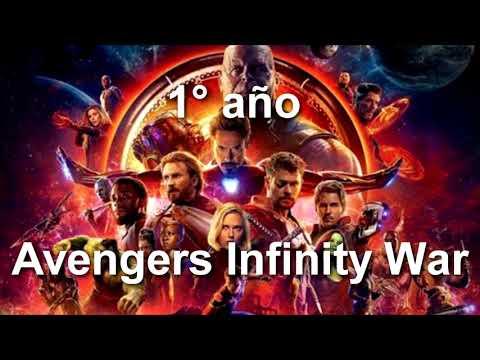 Radio 40 San Martín  - Los actualizados - Avengers