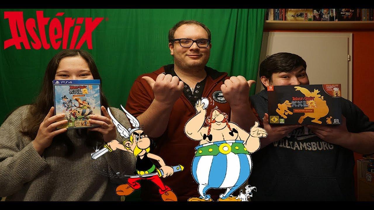 Die Spinnen Die Romer Asterix Und Obelix Xxl 2 Limited Collectors