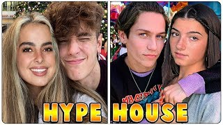 The Hype House Real Age And Life Partners 2020