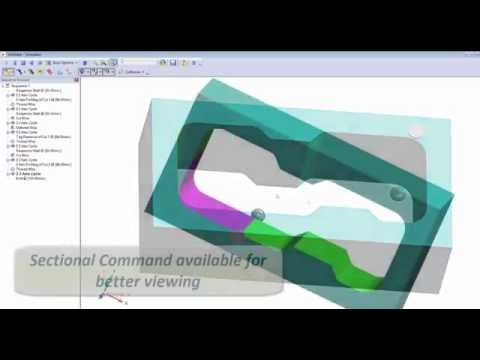 Workflow for Wire EDM - Edgecam 2015 R1
