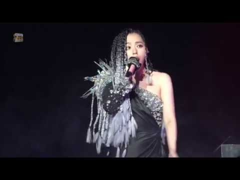 【張靚穎2018巡演-成都站】Jane Zhang-The Diva Dance(from The Fifth Element)(DV/字幕 By 小小)