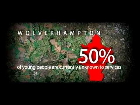 User Friendly - A Guide to Young Peoples Services in Wolverhampton, UK