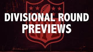 NFL Playoffs: Divisional Round Previews | MMQB Podcast | Sports Illustrated
