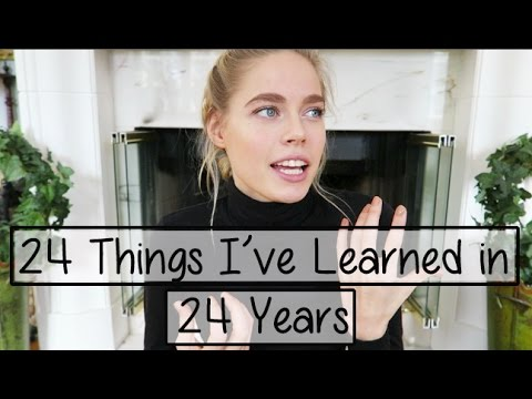 24 Things I