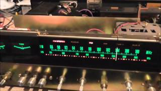sansui 881 repair part 1  9 16 2014